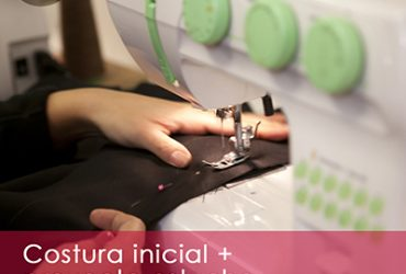 """Costura Inicial + Proyecto Estuche"""