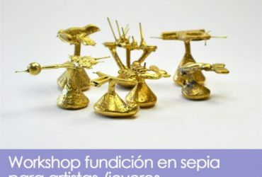 Taller de Fundición en Sepia