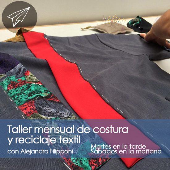 Taller de Costura y Reciclaje Textil