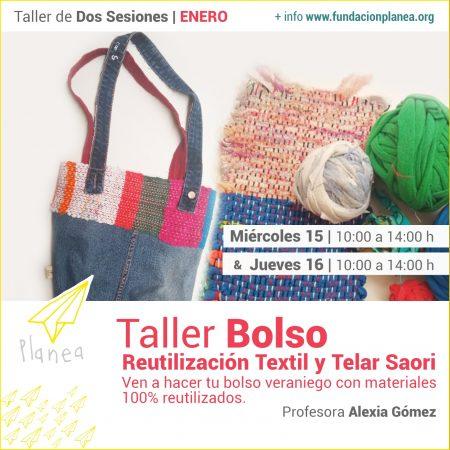 Taller Bolso
